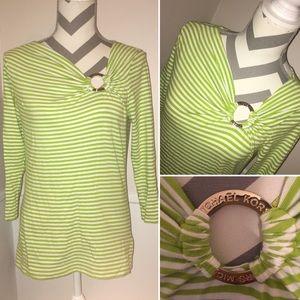 MICHAEL KORS | 3/4 sleeve blouse